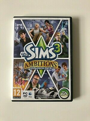 The Sims 3 Ambitions Expansion Game Pack PC / Windows Or MAC • 4.99£