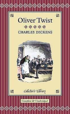 Very Good, Oliver Twist (Collector's Library), Charles Dickens, Book • 3.89£