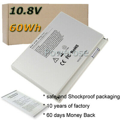 £35.98 • Buy Battery For Apple Macbook Pro 17  Inch A1189 A1151 Ma458 A1261 A1229 A1212 Uk