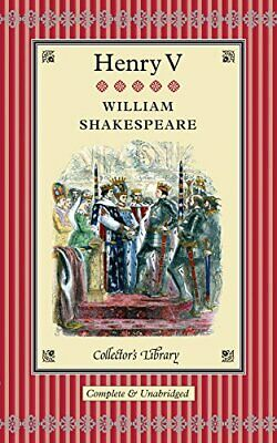 King Henry V (Collectors Library), Shakespeare, William, Used; Good Book • 4.04£