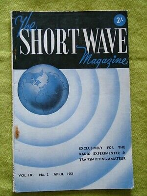 The Short Wave Magazine / April 1951 / Proofing Beams Against Corrosion  • 7.49£