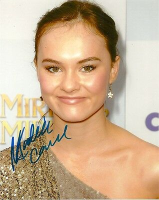 $ CDN64.99 • Buy Madeline Carroll Autographed Signed 8x10 Photo COA
