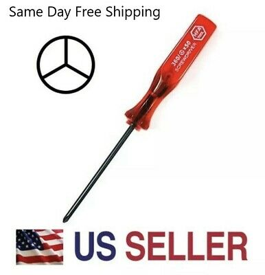 Tri-Wing Screwdriver Tool For Nintendo Wii 3DS XL DS Lite DSi Gamecube GBA NEW! • 1.87£