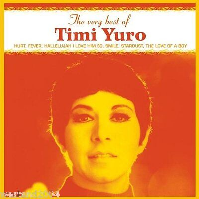 Timi Yuro ~ Very Best Of ~  25 Track Greatest Hits ~ NEW CD  • 5.29£