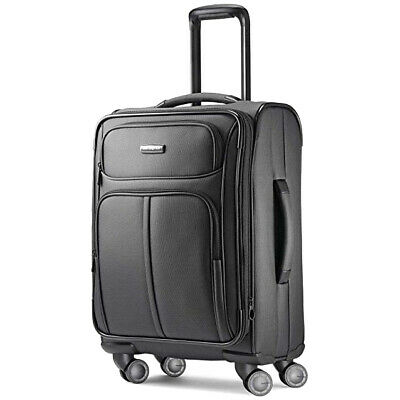 View Details Samsonite Leverage LTE Spinner 20 Carry-On Luggage, Charcoal - 91997-1174 • 97.00$