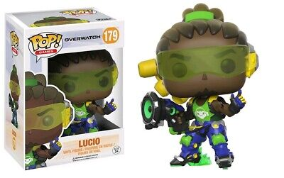 AU23.79 • Buy Funko--Overwatch - Lucio Pop! Vinyl