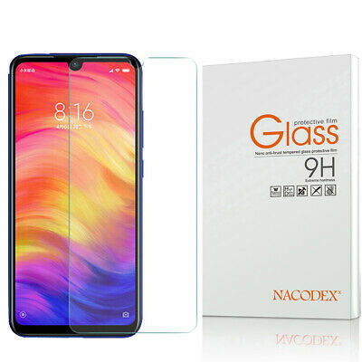 $6.13 • Buy Nacodex For Xiaomi Redmi Note7S /Note 7 Pro Tempered Glass Screen Protector