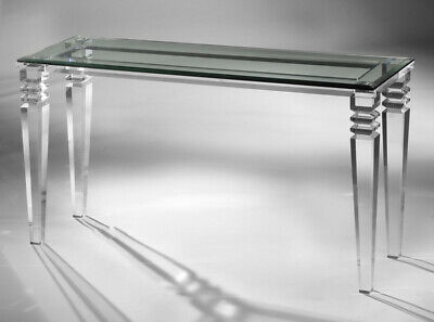 $2990 • Buy Venice Acrylic Console Table By MUNIZ FREE SHIPPING