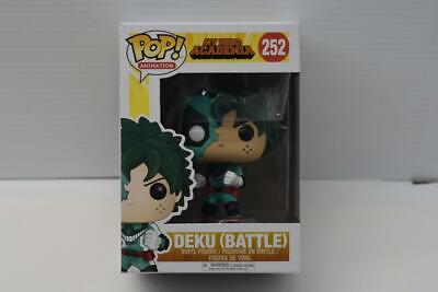 $22.95 • Buy Funko Pop Deku Battle #252 My Hero Academia Exclusive Brand New {82042}
