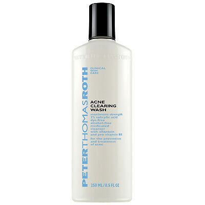 NEW Peter Thomas Roth Acne Treatments Clearing Wash 250ml • 27.45£