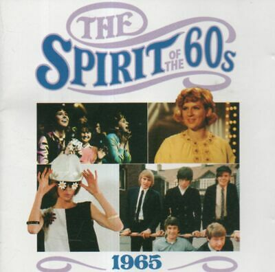 TIME LIFE SPIRIT OF THE 60's CD 1965  KINKS THEM BYRDS YARDBIRDS RIGHTEOUS DEL • 5.61£