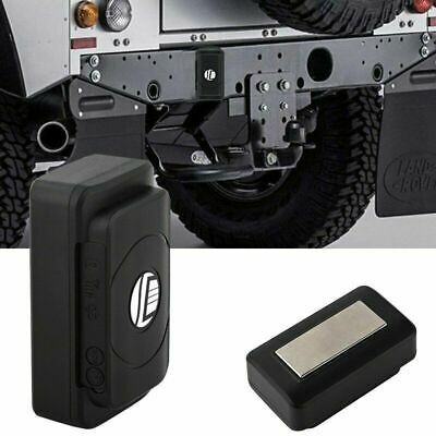 TK202 Ture GPS Tracker Magnetic Car Vehicle Spy GSM GPRS Tracking Device 4400ma • 27.48£