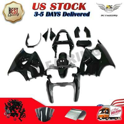 $509.99 • Buy MSB Fit For Kawasaki  ZZR600 2005-2008 & ZX6R 2000-2002 Injection Fairing D005