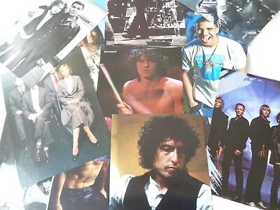 £3.49 • Buy Pictures / Posters Of Bands And Musicians   A & B (2)