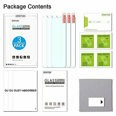 AU30.34 • Buy [3 PACK] IPhone X / XS Screen Protector HD Tempered Glass HD Tempered Glass Edge