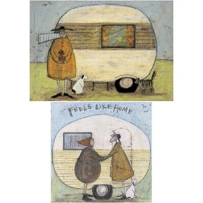 £3.25 • Buy Sam Toft New Home Card