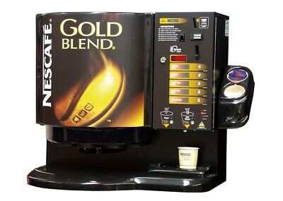 Darenth Encore 73mm Incup Vending Machine Coin Operated 5 In Cup Drink Selection • 650£