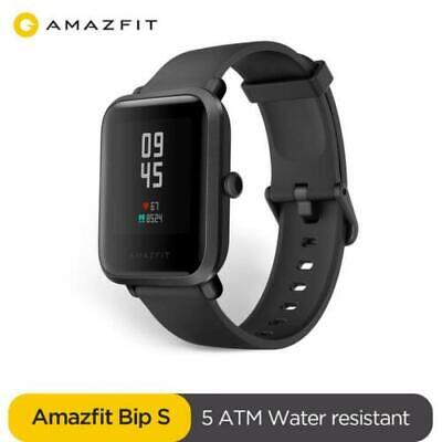 View Details Xiaomi Huami Amazfit Bip S Smart Watch 5ATM GPS Fitness Heart Rate Sleep Monitor • 59.99£