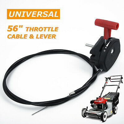 Lawn Mower Lawnmowers Throttle Pull Engine Zone Control Cable For MTD SERIES • 12.92£