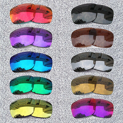 ExpressReplacement Polarized Lenses For-Oakley Ten X Sunglasses OO9128 • 11.99£