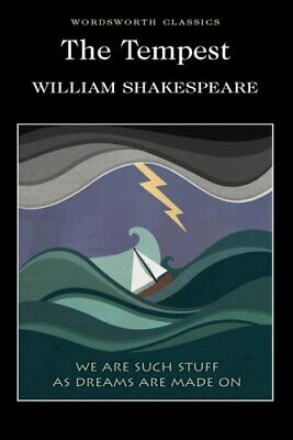 £3.60 • Buy The Tempest By William Shakespeare 9781853262036 | Brand New | Free UK Shipping