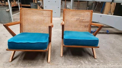 AU500 • Buy Pair Of Australian Mid Century Chairs