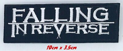 £1.99 • Buy Falling In Reverse Rock Music Band No Iron Or Sew On Patch #1286