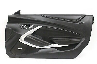 $149.95 • Buy 2016-2020 Chevrolet Camaro SS 1LE RH Pass Side Door Panel W/ BOSE Used OEM GM