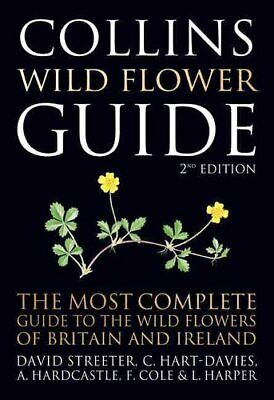 £17.96 • Buy Collins Wild Flower Guide By David Streeter 9780008156756 | Brand New