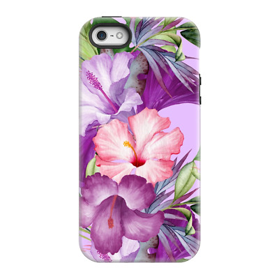 $ CDN42.42 • Buy Purple Tropical Phone Case