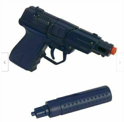 Swat Mission 8 Shot Cap Gun Ring Caps Pistol Toy Kids Child Outdoor Revolver  • 7.99£