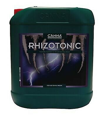 CANNA Rhizotonic Most Powerful Organic Stress Reliever 100% Natural - 10L • 199.99£