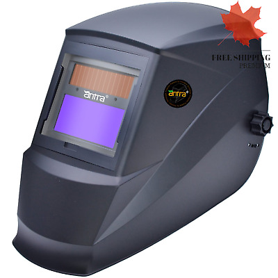 $ CDN47.01 • Buy Antra Solar Power Auto Darkening Welding Helmet For TIG MIG MMA Plasma