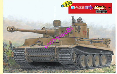DRAGON 6820 1/35  '39-45' Tiger 131 Early Production S.Pz.Abt.504 Tunisia  MODEL • 65.34£