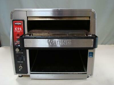 WARING CTS1000 Commercial Conveyor Toaster System - Tested And Works • 260$