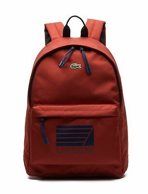 LACOSTE Neocroc Fantaisie Backpack Henna Lacoste • 63.51£