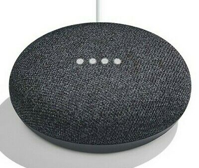 AU52.99 • Buy BRAND NEW Google Home Mini Smart Assistant & Speaker (Sealed In Original Box)!
