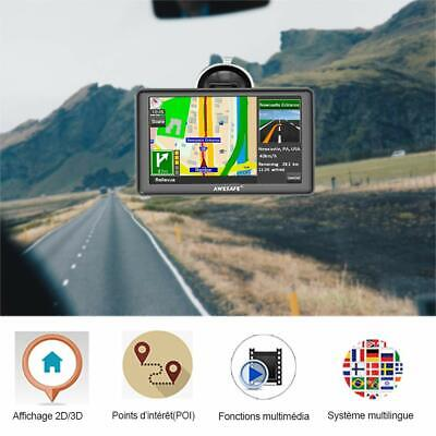 AU80.99 • Buy 7  Awesafe Truck Car GPS Navigator 8GB Navigation Sat Nav Lifetime Free AU Maps