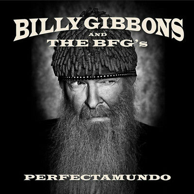AU11.25 • Buy BILLY GIBBONS AND THE BFG'S Perfectamundo (2015) 11-trk CD BRAND NEW ZZ Top