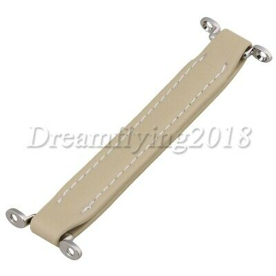 $ CDN15.27 • Buy PU Handle Strap For Audio Guitar AMP Speaker Cabinet Amplifier Cream White