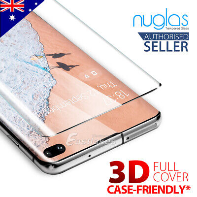 AU7.95 • Buy For Samsung S20 Ultra S10 5G Plus Note 20 10 Tempered Glass Screen Protector