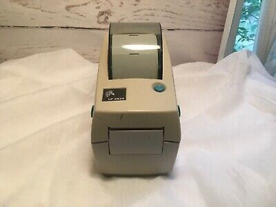 $19.99 • Buy Zebra LP 2824 Thermal Label Barcode Printer - 2824- Untested No Adapter Or Cords