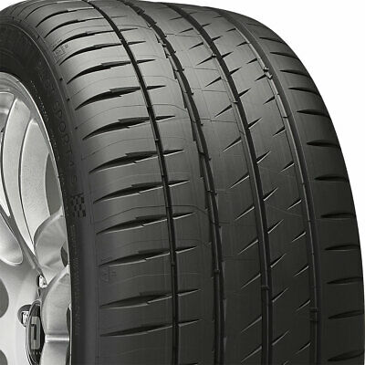 $1028 • Buy 4 New 275/35-18 Michelin Pilot Sport 4s 35r R18 Tires 43064