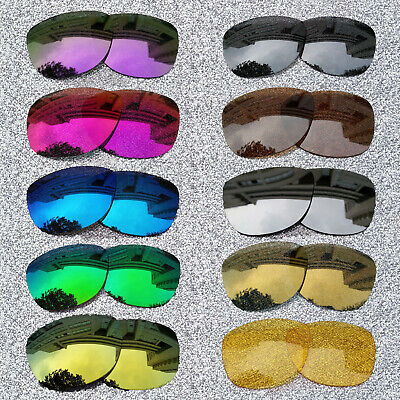 $16.98 • Buy ExpressReplacement Polarized Lenses For-Oakley Frogskins Sunglasses OO9013