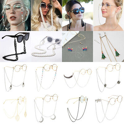 AU2.79 • Buy Unisex Eye Glasses Sunglasses Spectacles Eyewear Chain Cord Lanyard Holder Strap