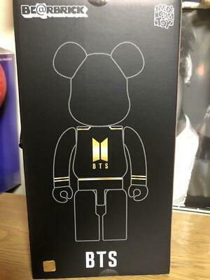 $288.98 • Buy BTS Bangtan Boys BE@RBRICK 400% Size BEARBRICK Japan FC LTD Official Goods