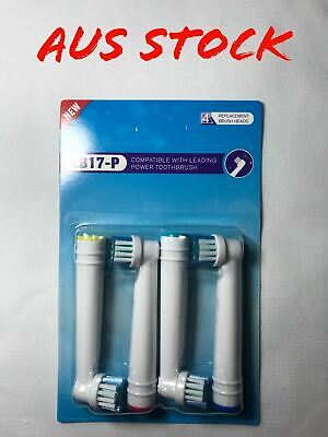 AU7.49 • Buy Precision Clean Electric Toothbrush Replacement Heads Oral B Compatible Brush