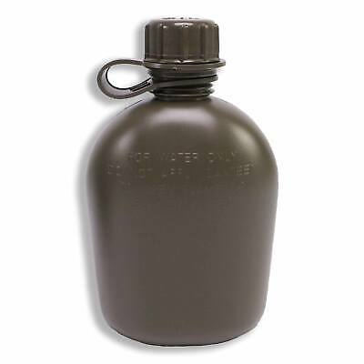 $ CDN9.53 • Buy NEW Issue USGI 1QT Plastic Canteen, OD Green USA Made Military Water Bottle