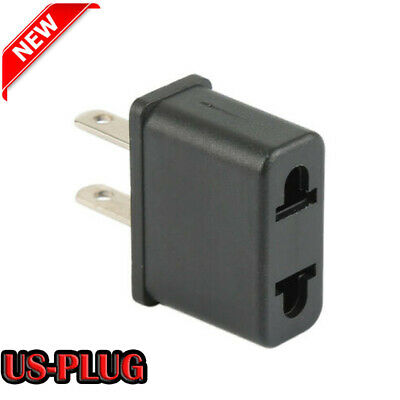 AU2.32 • Buy USA US Plug Adapter Converter Travel Charge AC Power Outlet 2-pin Socket