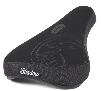 Shadow Conspiracy Crow Mid Pivotal Seat Bmx Bike Fit Haro Se Cult Subrosa Black • 35.99$